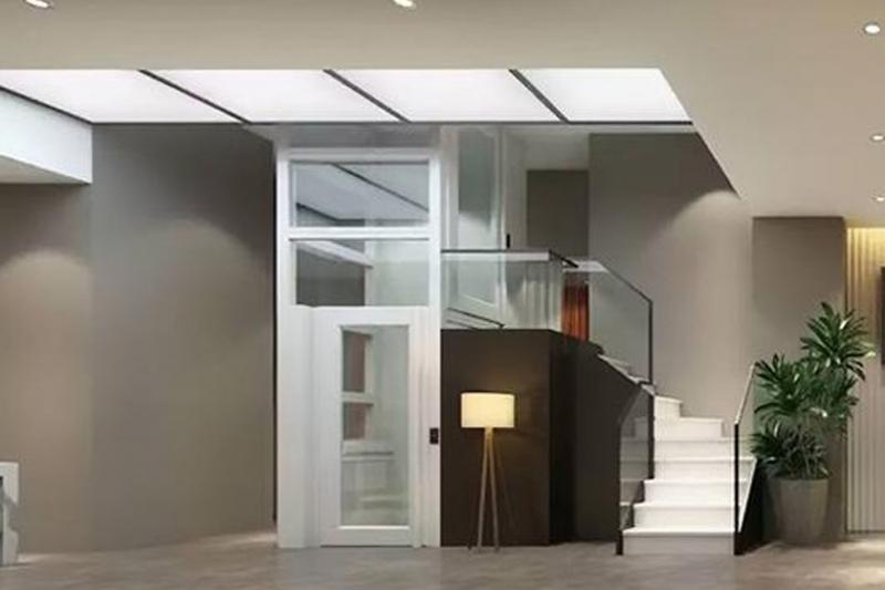 别墅螺杆式电梯