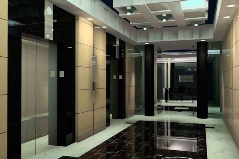 液压楼道电梯