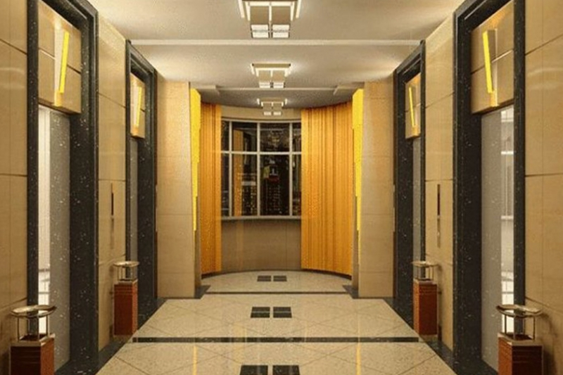 简易楼道电梯