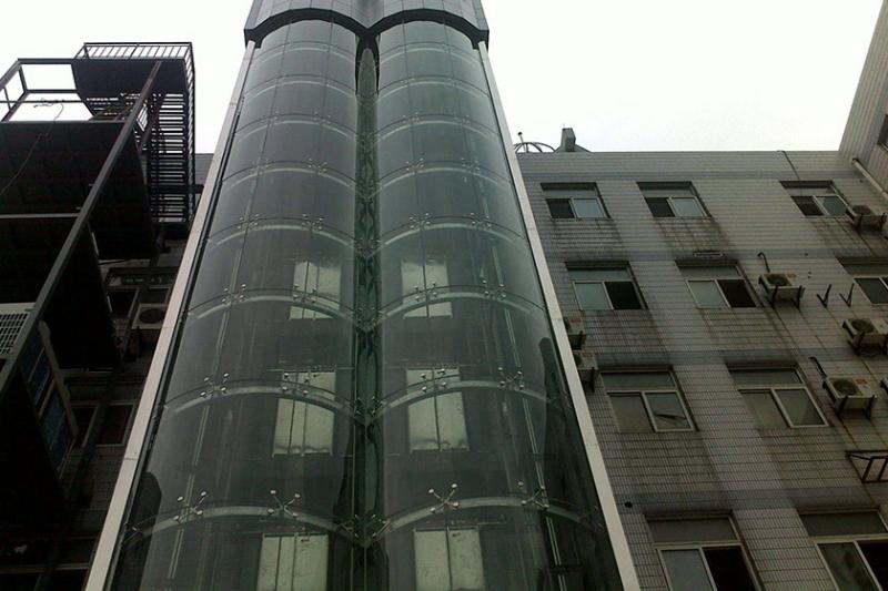 多层观光电梯