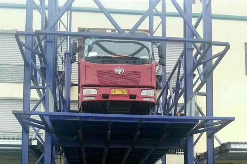 大吨位货梯