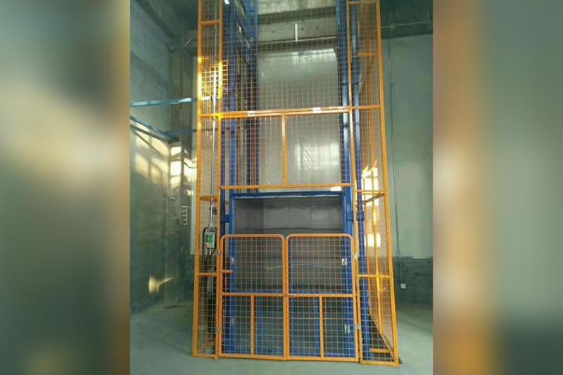小型剪叉式升降货梯
