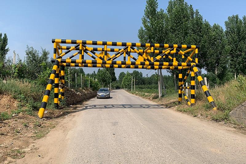 辽宁农村道路限高架