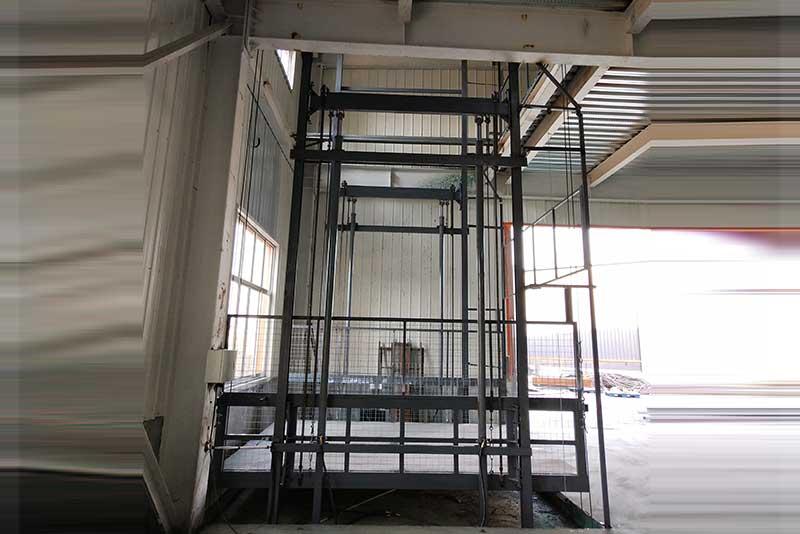 室内升降货梯