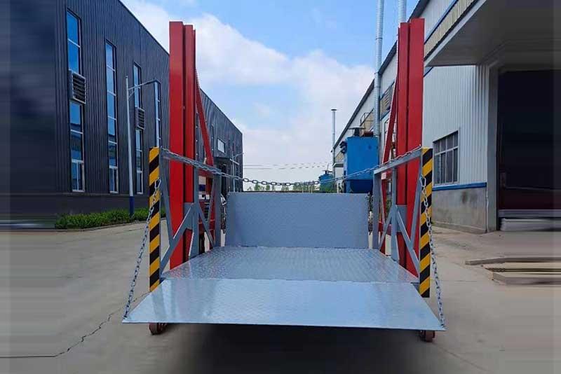 卸货移动平台